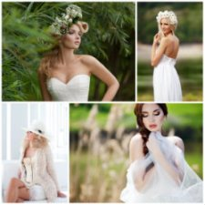 wedding gowns